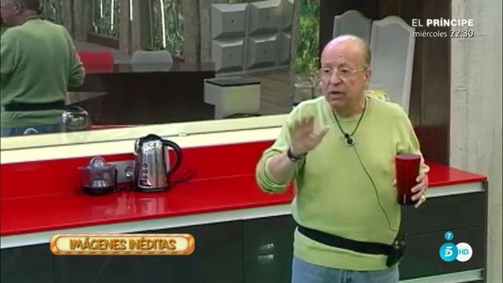 Rappel llama 'maleducado' a Fran Nicolás y le niega la palabra para siempre