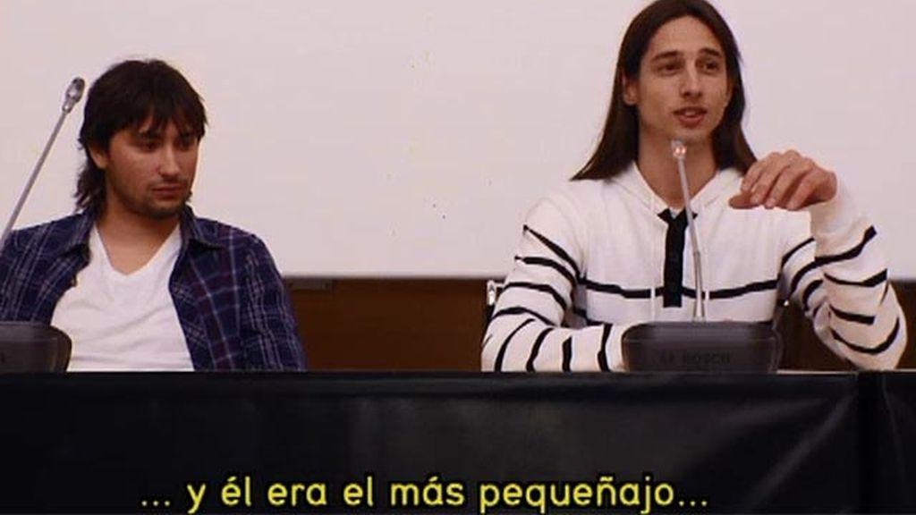 Ramón protagoniza 'Criando ratas'