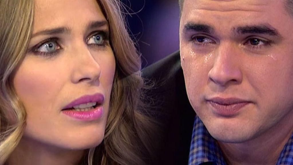 """Vanesa Romero, a Jonathan: """"Quiero darte ánimos, disfruta de la vida y olvida el pasado"""""""
