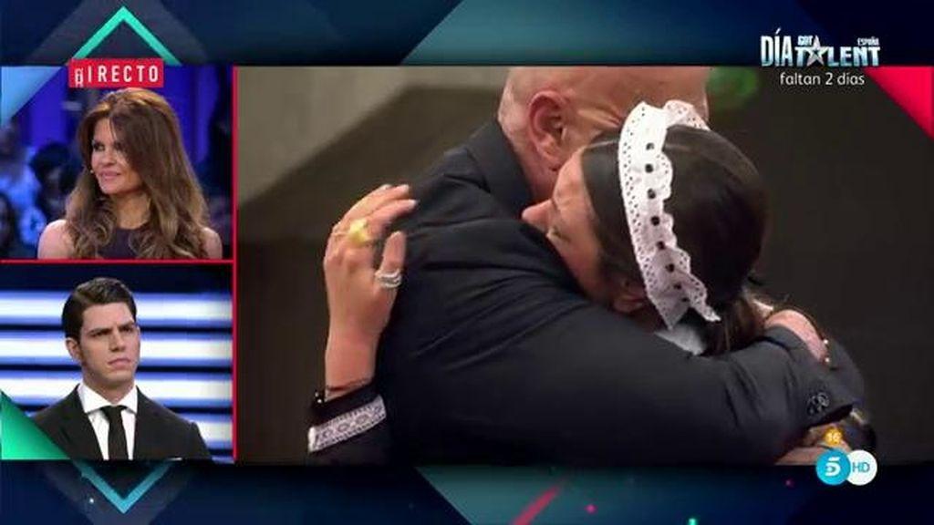 Tensión, rabia, amor y muchas lágrimas en el reencuentro de Laura y Kiko Matamoros