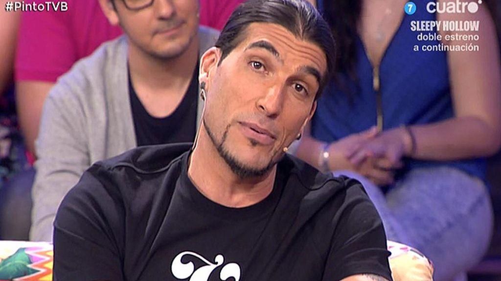 """El proyecto solidario de Pinto: """"Soy una persona soñadora y quiero contagiarlo"""""""