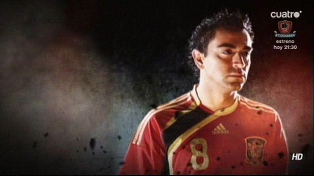 Xavi dice adiós a La Roja