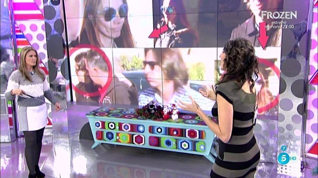 Lorena mantiene una actitud muy natural con la prensa, según Cristina Soria