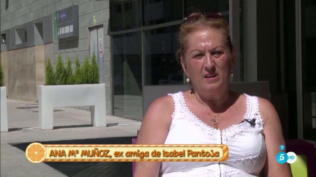 """Ana Mª Muñoz, examiga de Pantoja: """"Está aislada a cal y canto"""""""