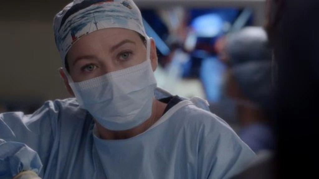 Callie y Maggie, las consejeras del amor de Meredith Grey