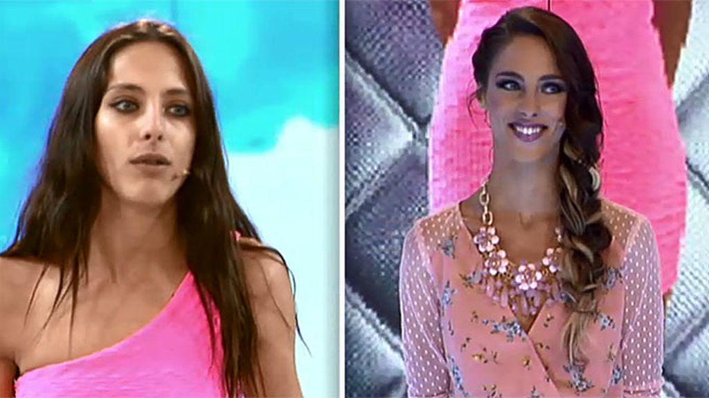 Marta se transforma en una estrella del pop