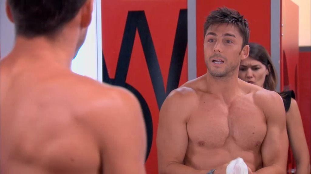 """Raúl, a Natalia: """"Si no quieres que tengamos nada serio, no coquetees conmigo"""""""