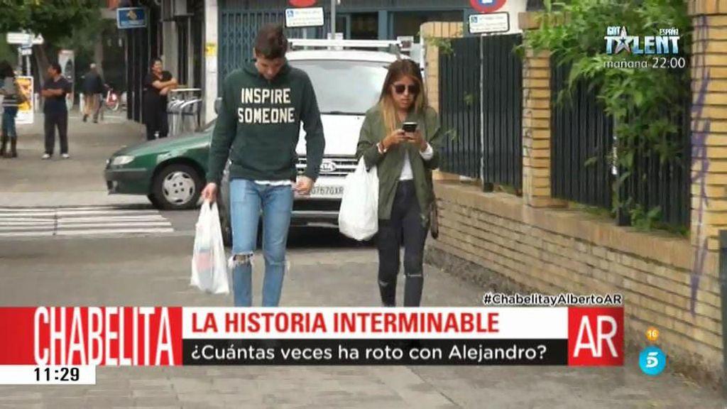 Alejando podr a marcharse fuera de espa a a estudiar for Telecinco fuera de espana
