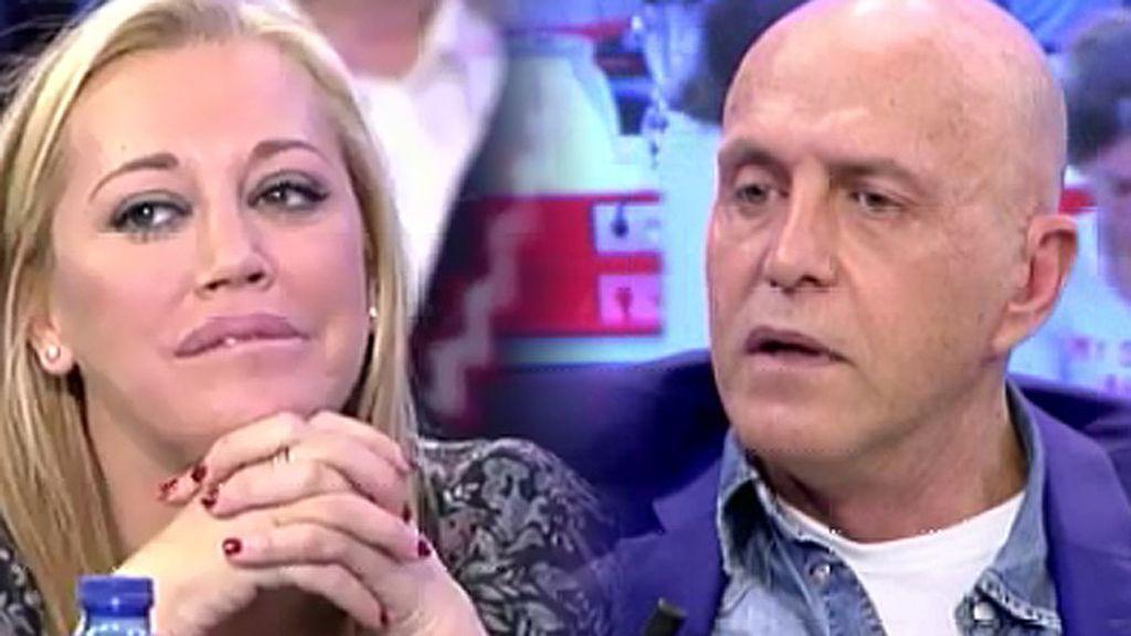 """Kiko M.: """"Toño Sanchís tiene esperanzas en solucionar las cosas con Belén"""""""