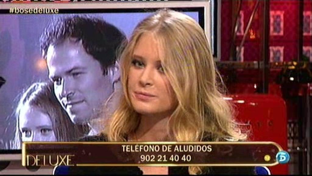 """Katerina: """"Olfo siempre estuvo muy unido a su abuela Lucía Bosé"""""""