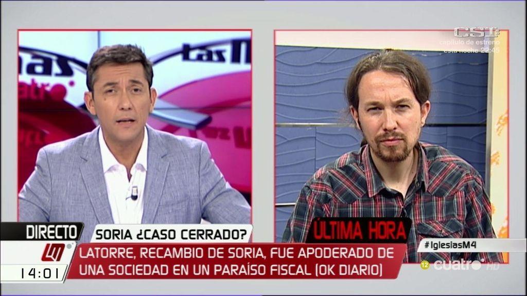 La entrevista completa a Pablo Iglesias en 'Las Mañanas de Cuatro'