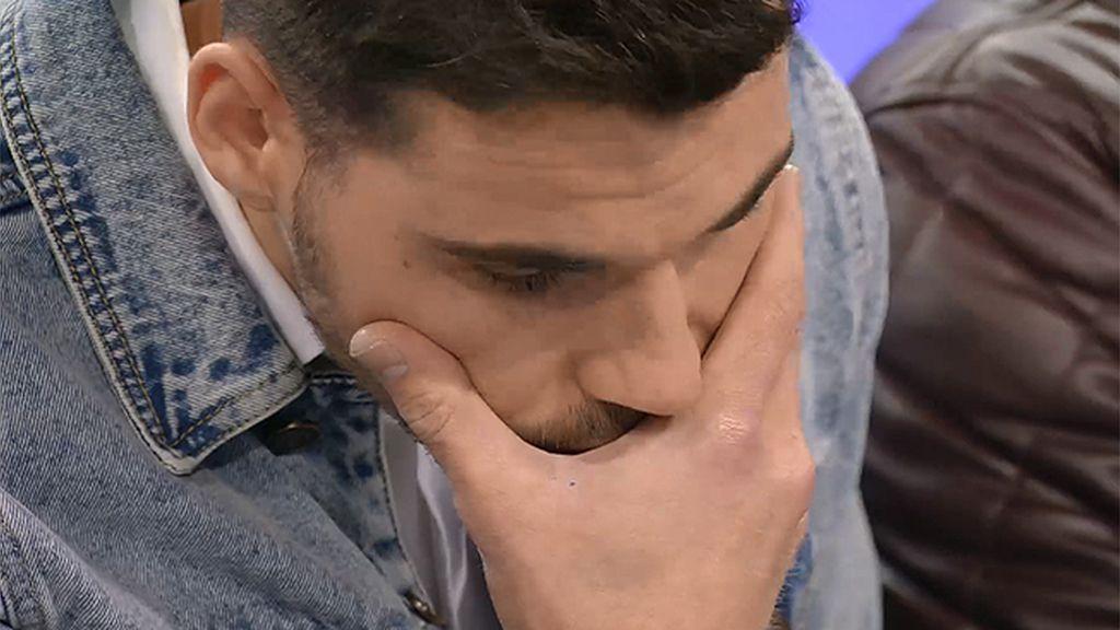 """Alejandro se derrumba: """"Mi abuelo es un espartano y superó su enfermedad"""""""