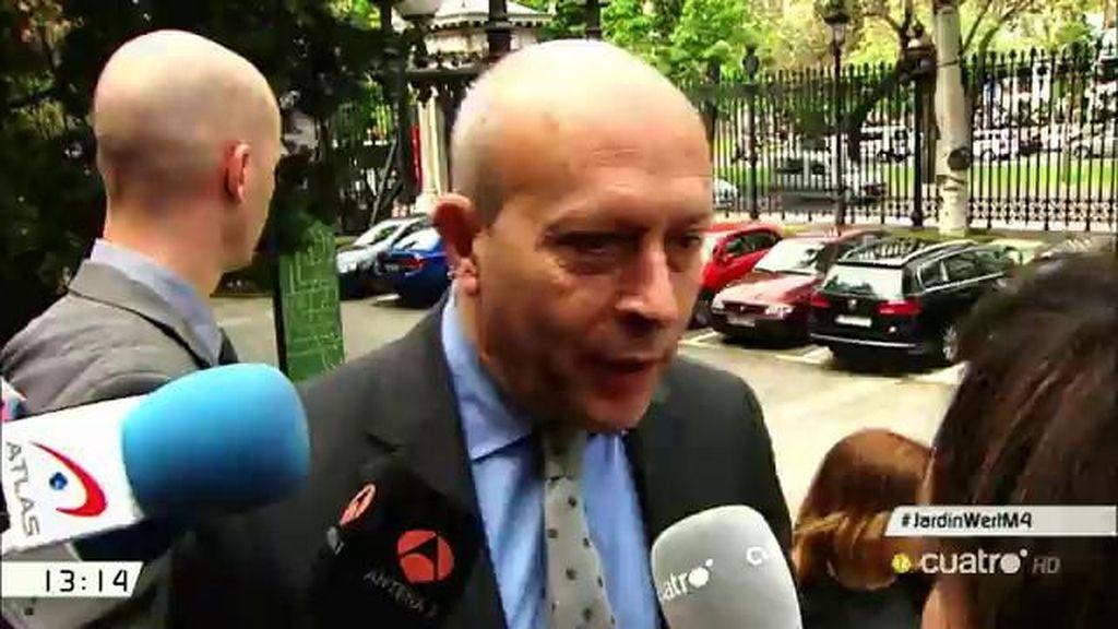 El Gobierno destina 775.000 euros en la residencia del ex Ministro Wert en París