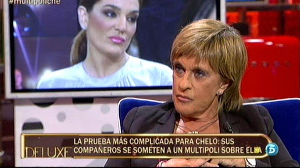 """Chelo: """"Raquel Bollo me ha defraudado, no quiero saber nada de ella"""""""