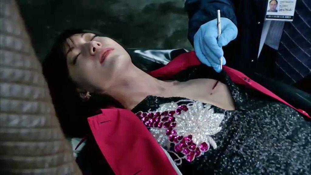La víctima, una japonesa muerta por el lanzamiento de un cuchillo