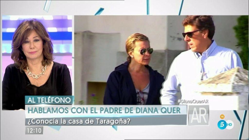 """Juan Carlos Quer: """"Desconozco la existencia de la casa azul de Taragoña"""""""