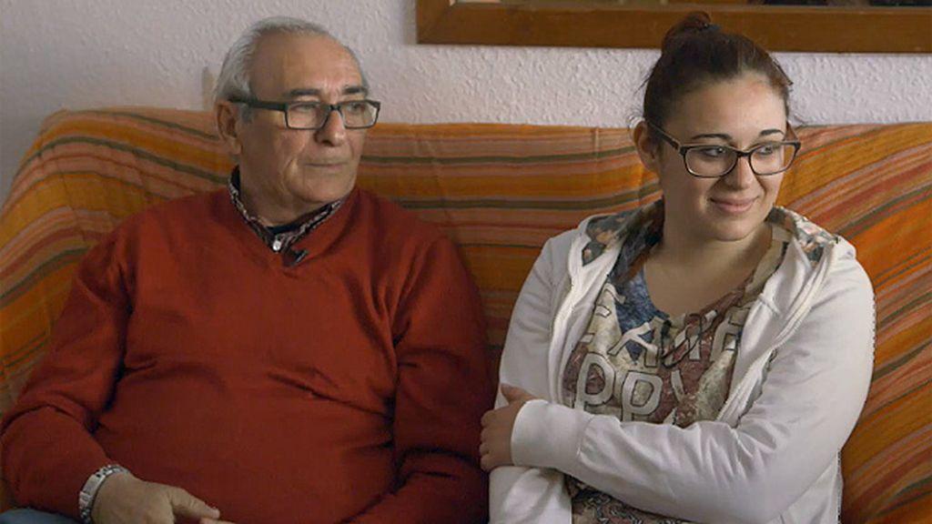 """Pilar Soto: """"Sin mi padre, mis niñas y yo estaríamos en la calle"""""""