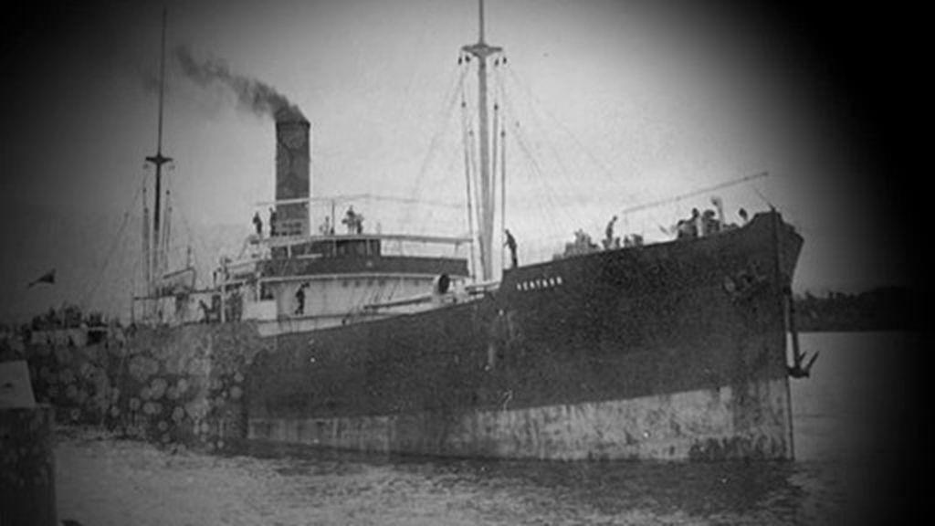 El barco de la muerte