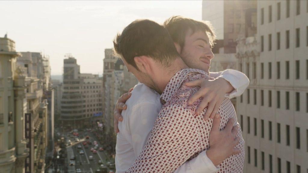 Jonatan y Marcos renuevan sus votos y prometen luchar por su matrimonio