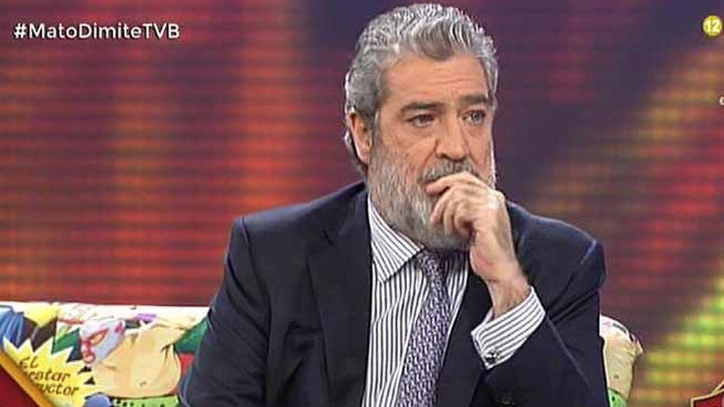 """M.A. Rodríguez: """"A lo mejor, Ana Mato no estaba bien con su marido"""""""