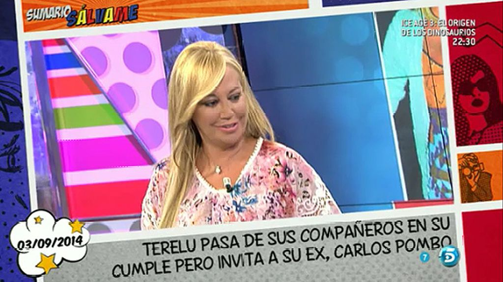 """Belén Esteban: """"Estoy súper orgullosa de mis kilos y de la sabrosura que tengo"""""""