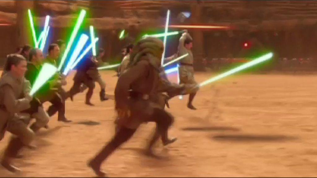 'Star Wars', corren para llegar a Cuatro