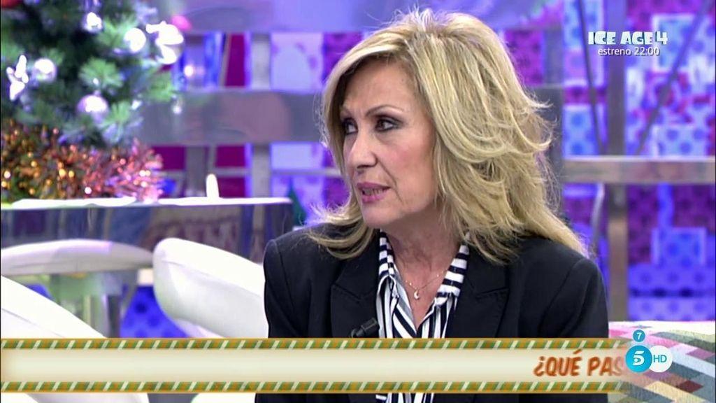 """Rosa Benito, nueva concursante de 'GH VIP': """"El desorden me va a molestar"""""""