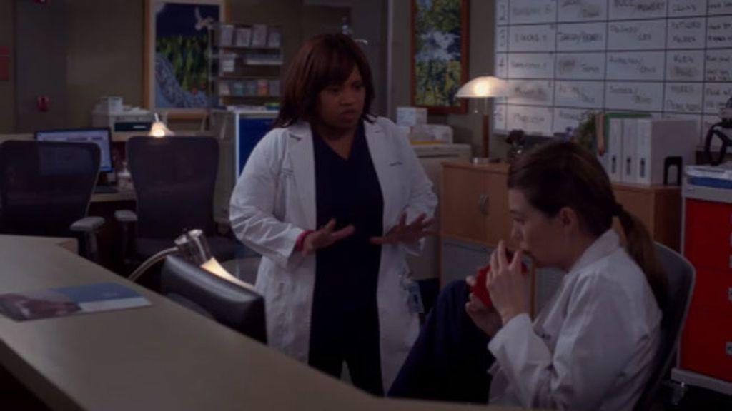 """Grey, a Bailey:""""Esa mujer lo ha perdido todo"""""""