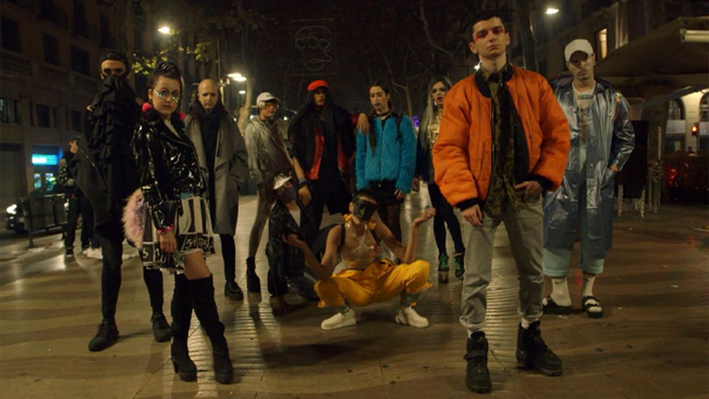 Conocemos a los 'Club Kids', jóvenes transformistas de estética warholiana