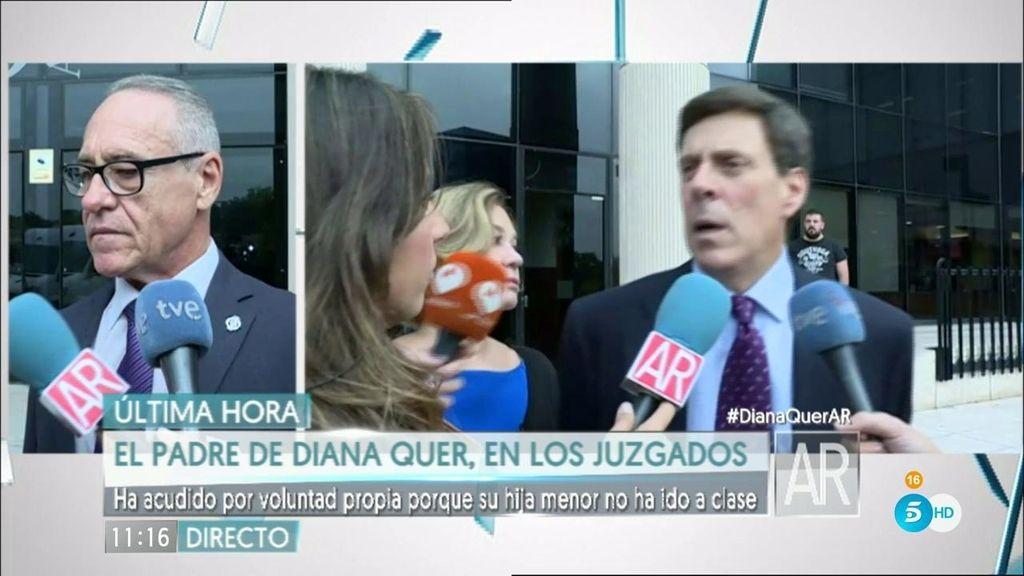 """El abogado de la madre de Diana: """"Valeria está feliz con ella"""""""