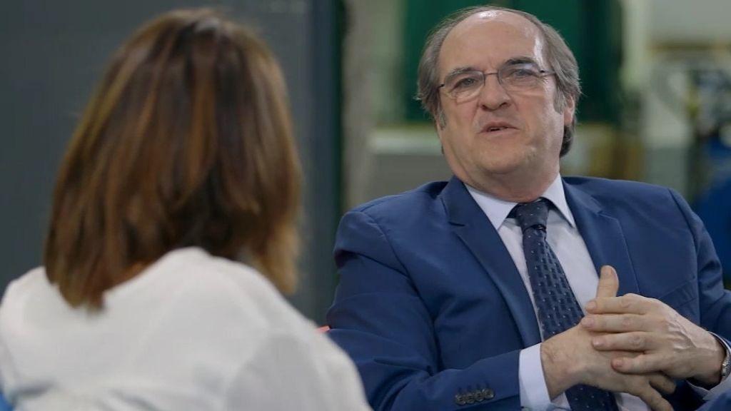 """Ángel Gabilondo: """"Fui fraile por una opción vinculada a la educación y al compromiso"""""""