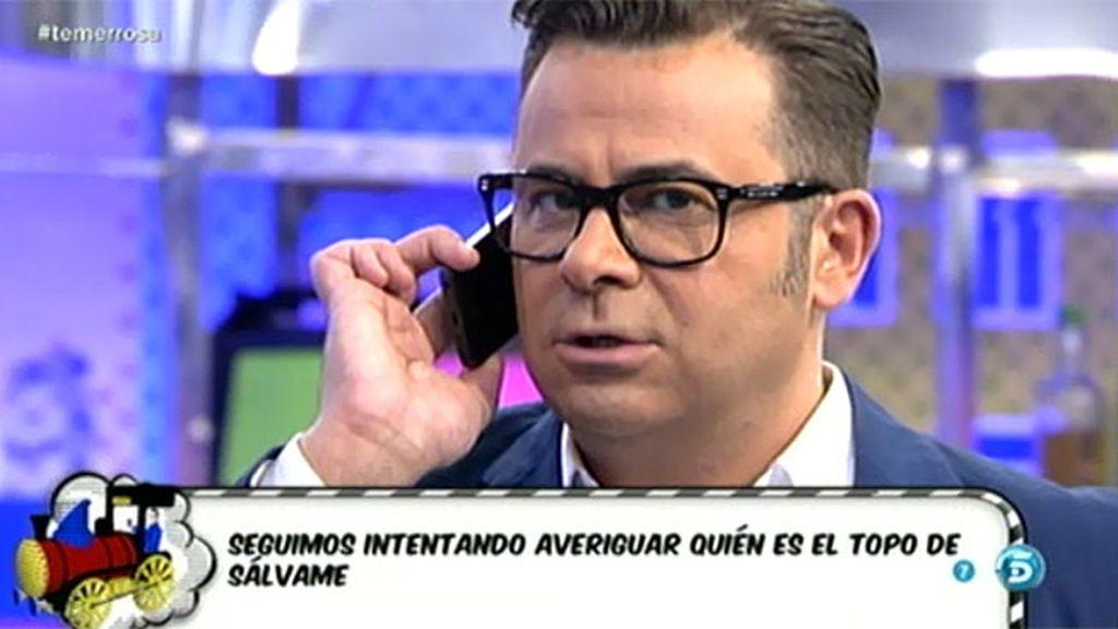 "Belén Esteban llama a J.J: ""Dice que  ningún colaborador le contó lo de Rosa"""