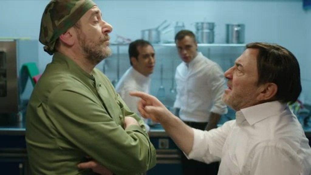 Gaskon somete a Pepe a la prueba del Marmitako: ¿Conseguirá superarla?