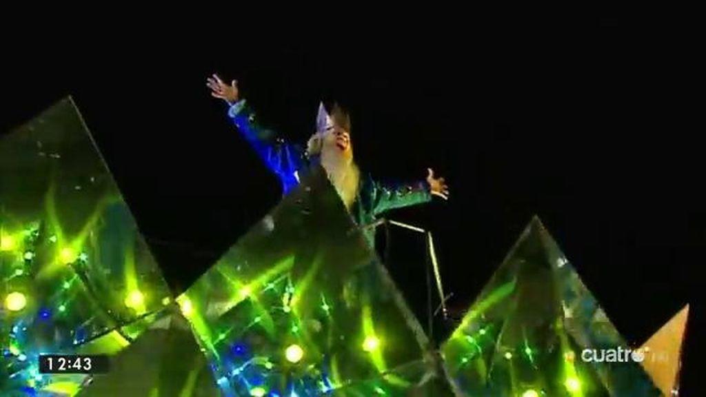 La polémica en la cabalgata de Reyes Magos en Madrid