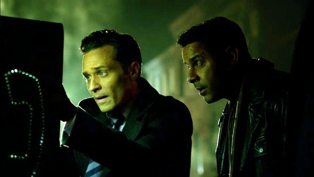 Ryan y Espopsito encuentran la cabina desde la que llamó Beckett