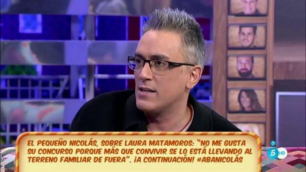 """Kiko Hernández, de Carlos Lozano: """"Creo que va a demandar"""""""