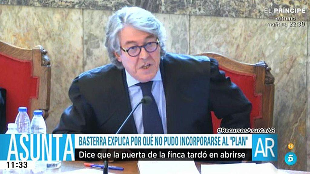 El abogado de Porto expone sus argumentos para recurrir la sentencia
