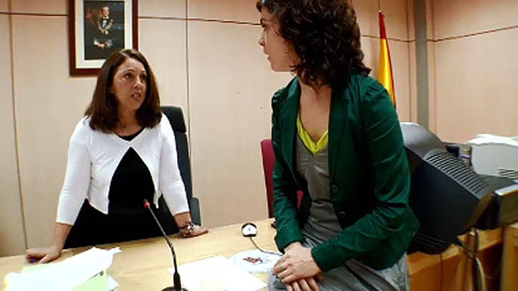 El día a día de Mª Gracia, titular del juzgado número tres de violencia de género de Madrid