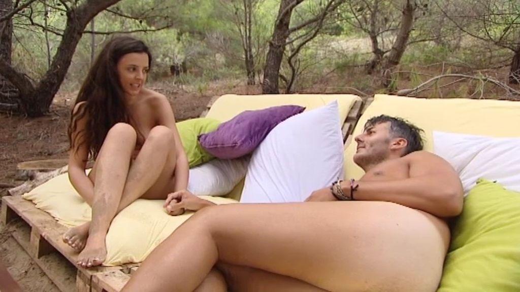 """Kike, a Nuria: """"Me gustan mucho tus pies"""""""
