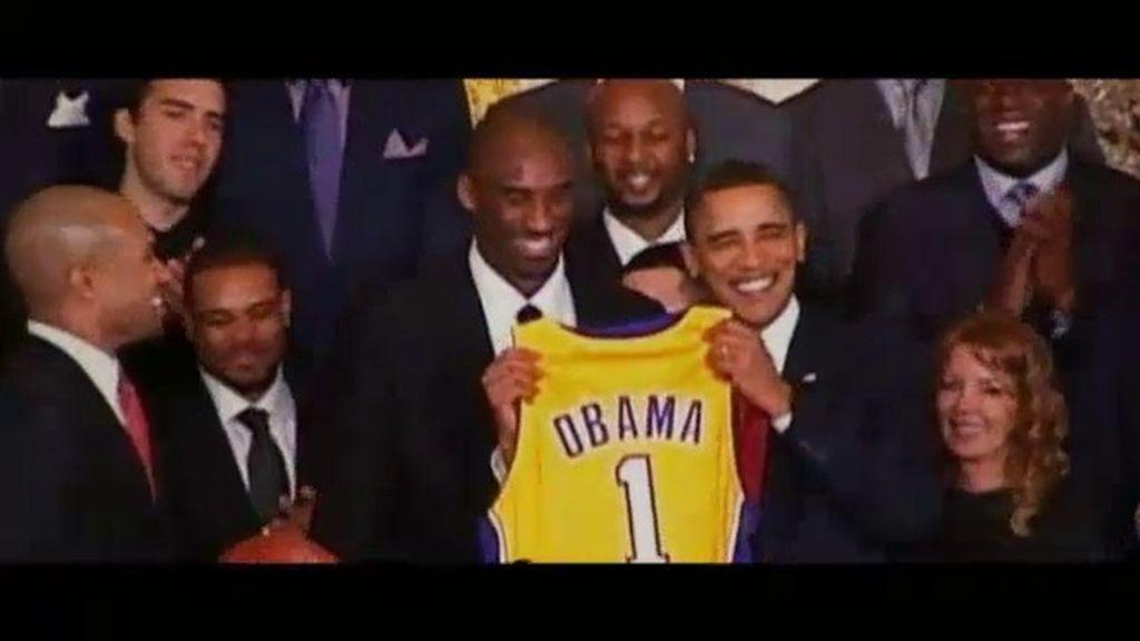 """""""Obama me invitó a su cumpleaños, jugamos al baloncesto e hicimos una barbacoa"""""""