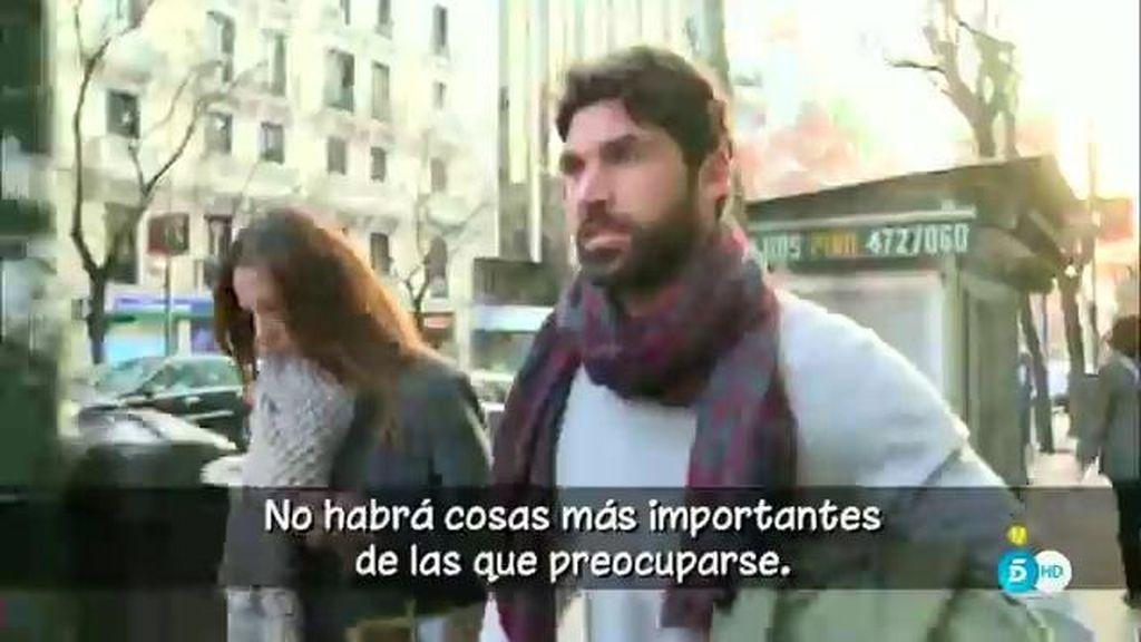 """Cayetano Rivera: """"No habrá cosas más imporantes de las que preocuparse"""""""