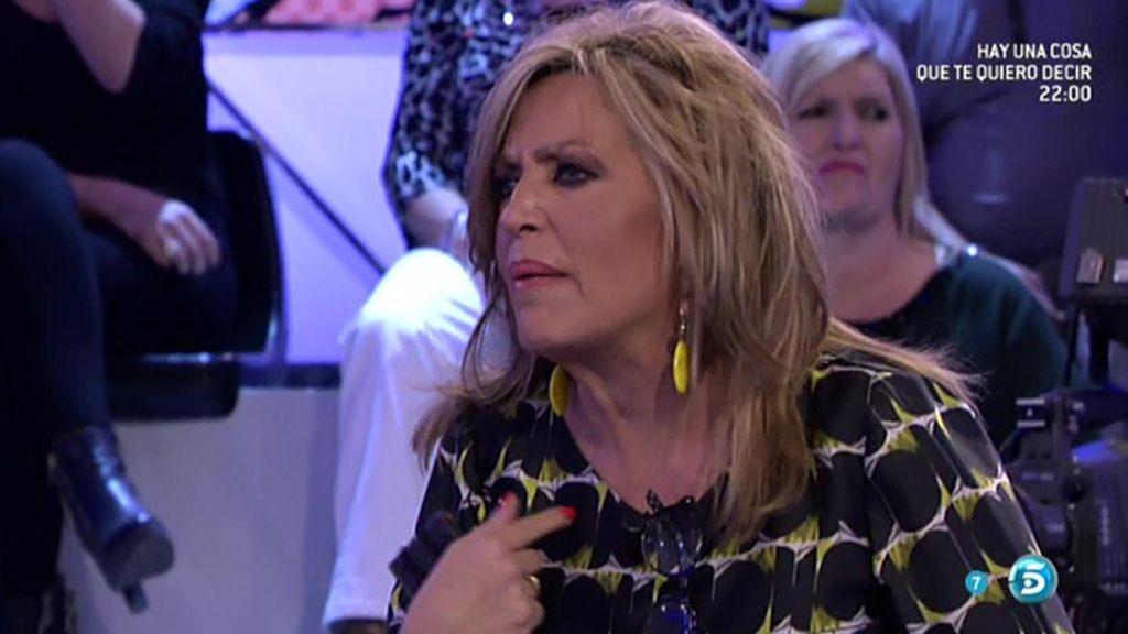 """Mila increpa a Lydia Lozano: """"Eres una metemierda desde que naciste"""""""