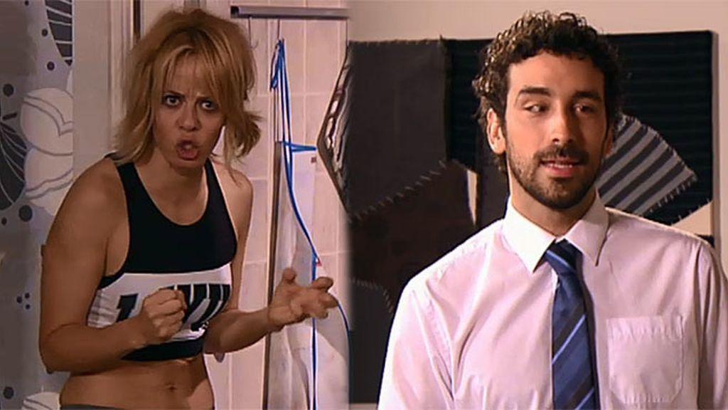 Rebeca tiene un rollete con el escolta de la alcaldesa pero... es bizco