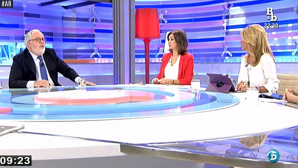 La entrevista íntegra a Arias Cañete en 'AR'