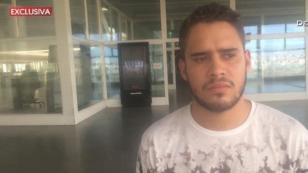"""José Fernando: """"No creo que Michu me haya querido nunca; yo ya no la quiero"""""""