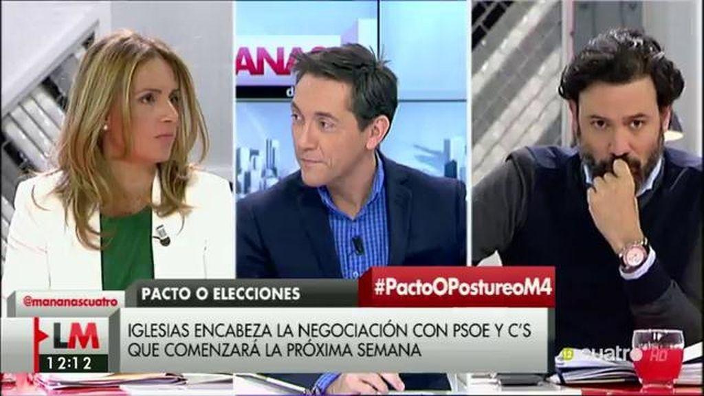 """Guillermo Mariscal (PP): """"Menos marear la perdiz y menos vetar al PP"""""""