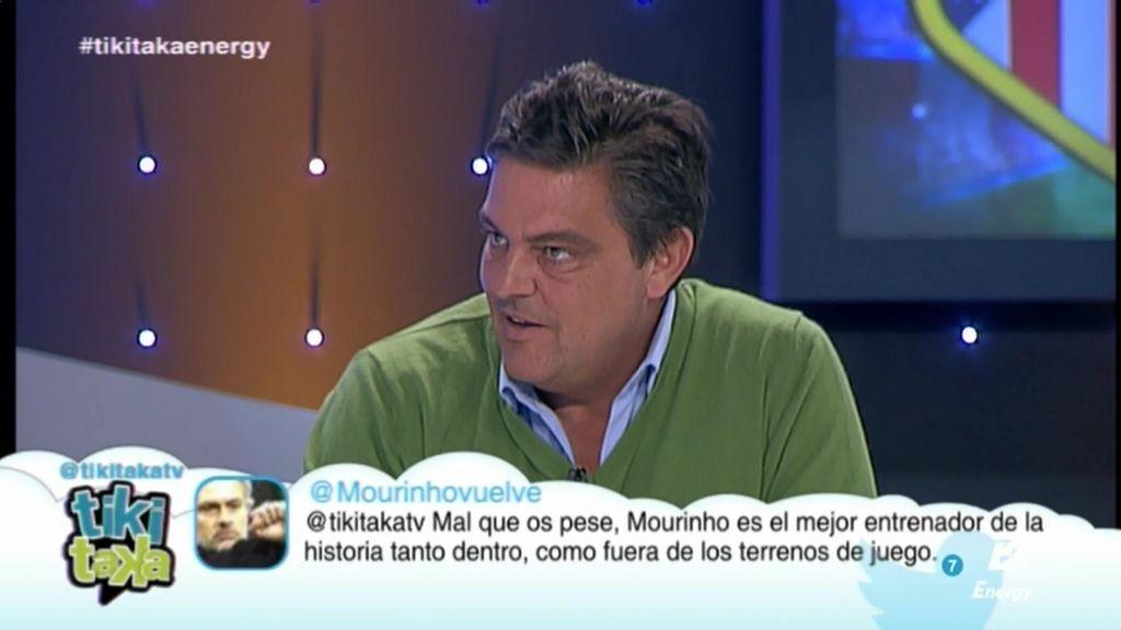 """Maroto: """"El Atlético no ha pagado para que Courtois juegue ante el Chelsea"""""""