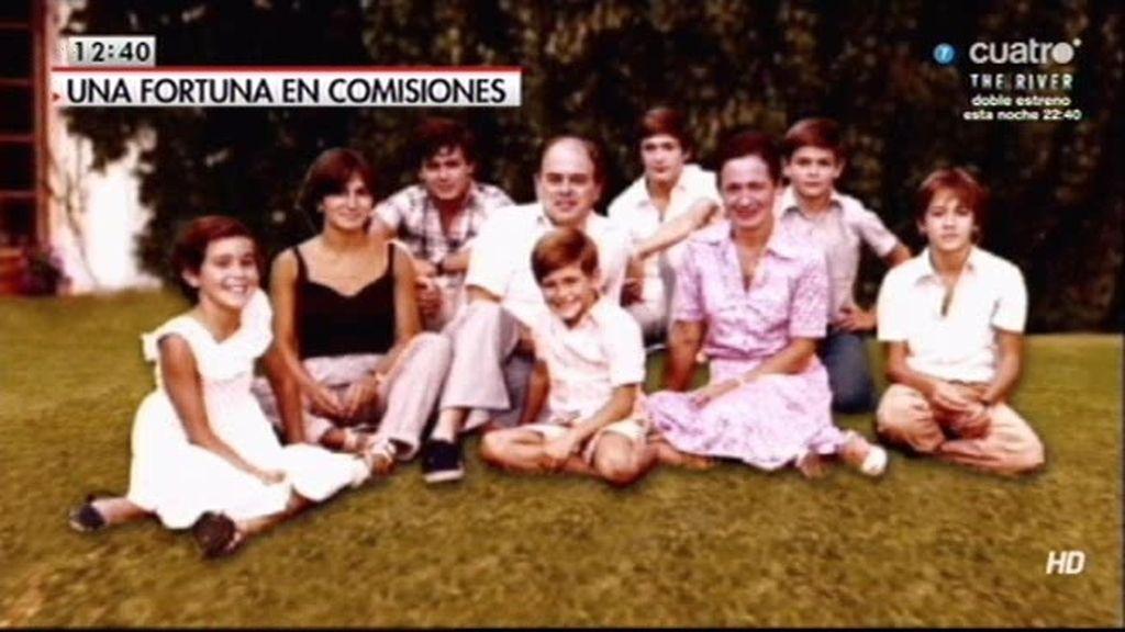 Los Pujol serían la séptima fortuna de España según la 'lista Forbes'