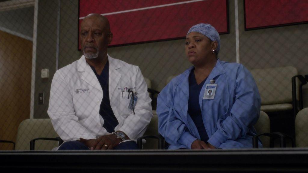 Bailey quiere que Grey luche por lo que se merece