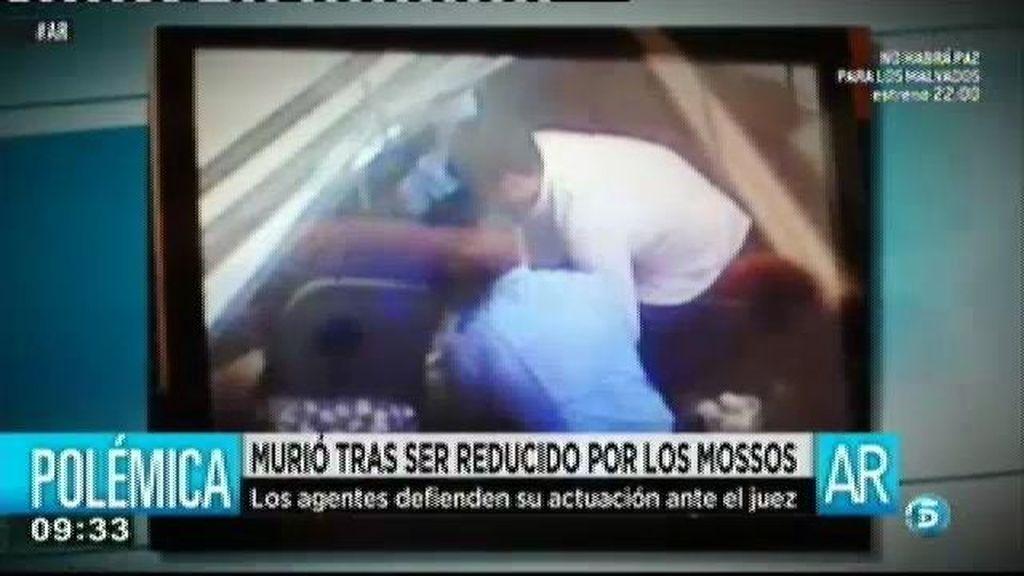 """El abogado de las familia Bayard: """"Los mossos tenían que haber utilizado el protocolo para brotes psicóticos"""""""